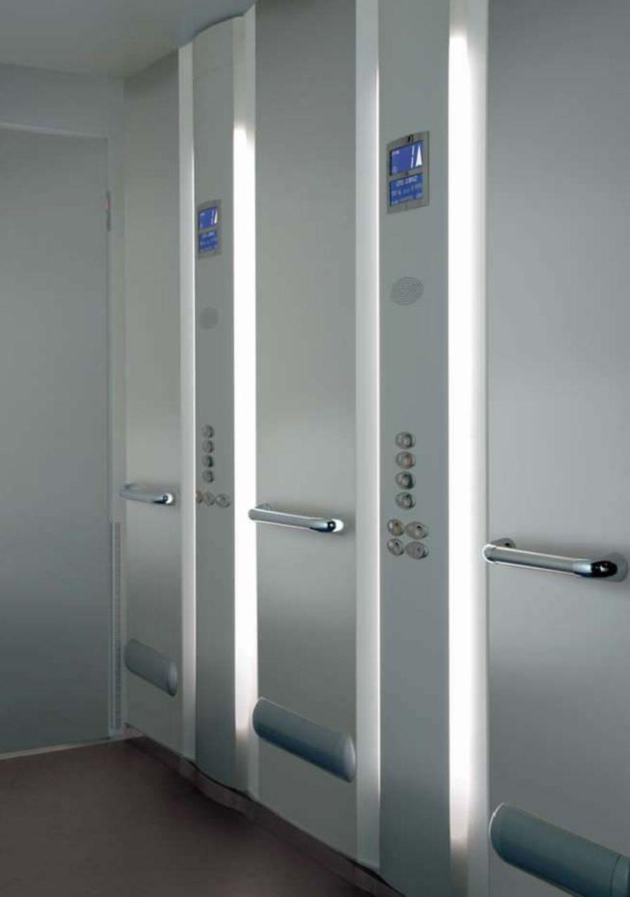 Bed elevator GeN2 Otis