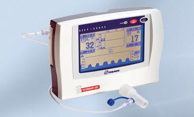 Veterinary carbon dioxide monitor RespSense™ VET Nonin