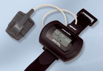 Wrist pulse oximeter / with separate sensor / wireless WristOx2™ 3150 Nonin