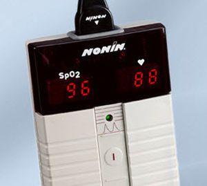 Handheld pulse oximeter / with separate sensor 8500 series Nonin