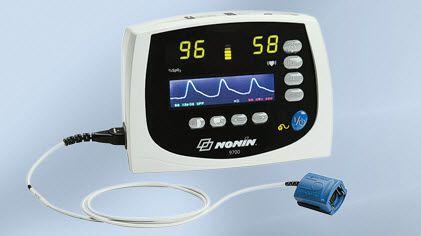 Pulse oximeter with separate sensor / table-top 0 - 100 % SpO2   Avant® 9700 Nonin