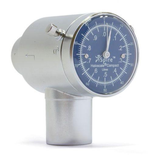 Respirometer Haloscale Compact nSpire health