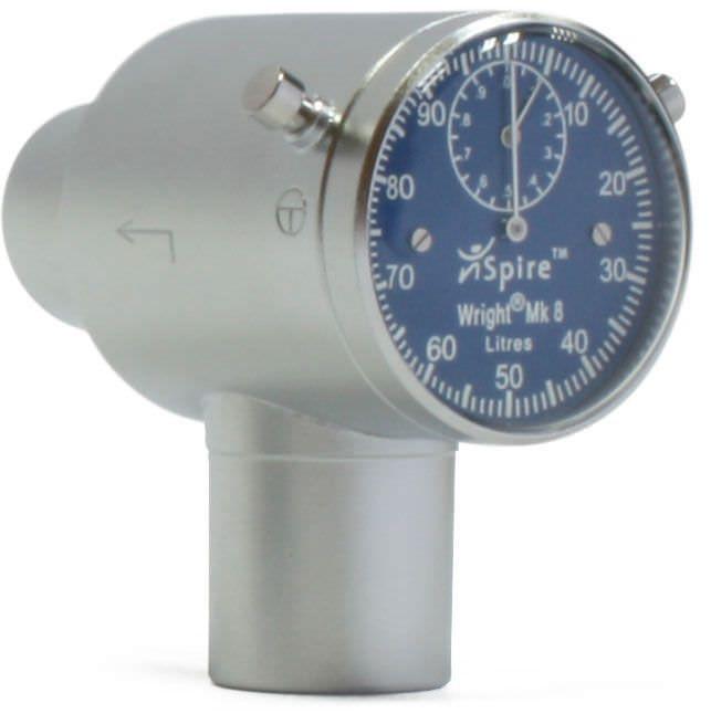 Respirometer Wright Mark 8 nSpire health