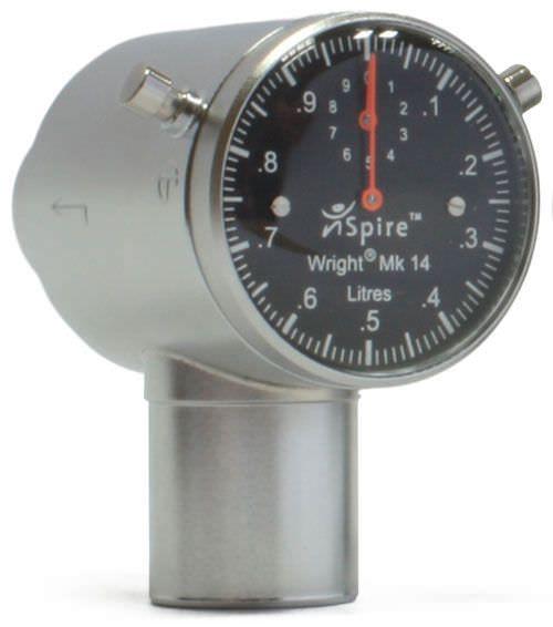 Respirometer Wright Mark 14 nSpire health