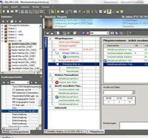 Management software / medical / for hospitals NEXUS / HIS Nexus AG