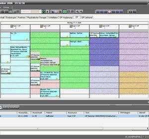 Management software / medical / operating room NEXUS / OP Nexus AG