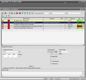 Software / medication management Nexus AG