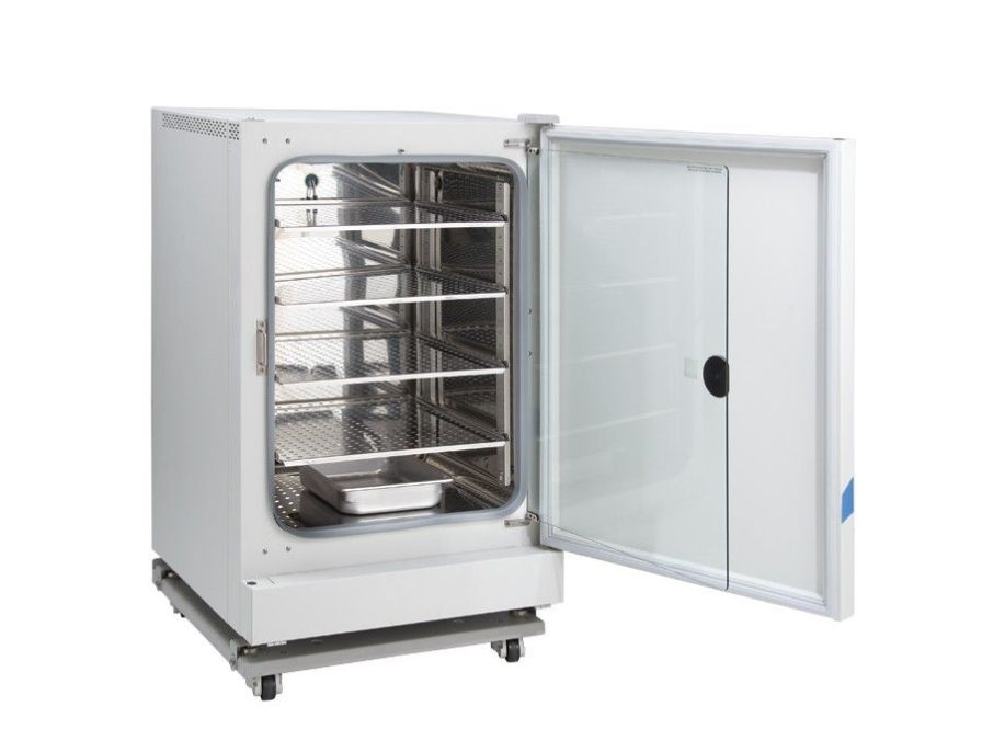 CO2 laboratory incubator / stainless steel 200 L | In-VitroCell ES NU-5820 Nuaire
