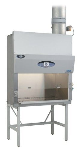 Class II microbiological safety cabinet / type B2 LabGard ES NU-435 Nuaire