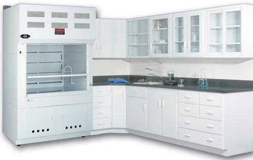 Laboratory fume hood / polypropylene / laminar flow FumeGard 164 Nuaire