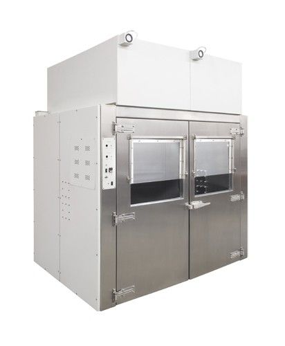 Class II microbiological safety cabinet / type A2 AutoLabGard ES NU-125 Nuaire