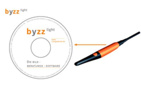Viewing software / for dental imaging byzz light orangedental