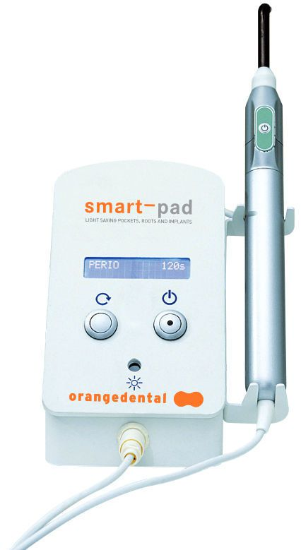 Root canal irrigator smart-pad orangedental