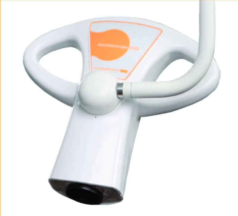 Digital video camera / intra-oral Dentaloscope 2HD orangedental