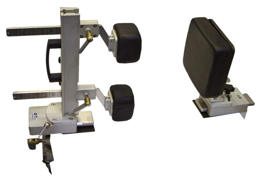 Operating table hip positioning system 9908027 OPT SurgiSystems Srl