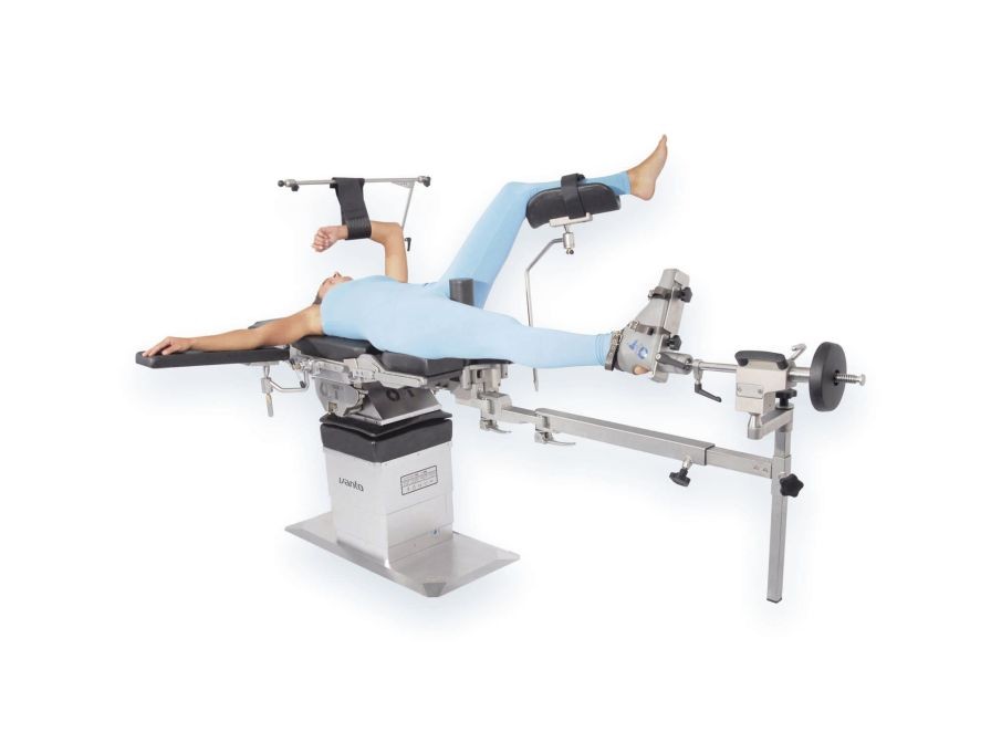 Orthopedic operating table / electrical / on casters OPT VANTO ORTHO-TRAUMA OPT SurgiSystems Srl