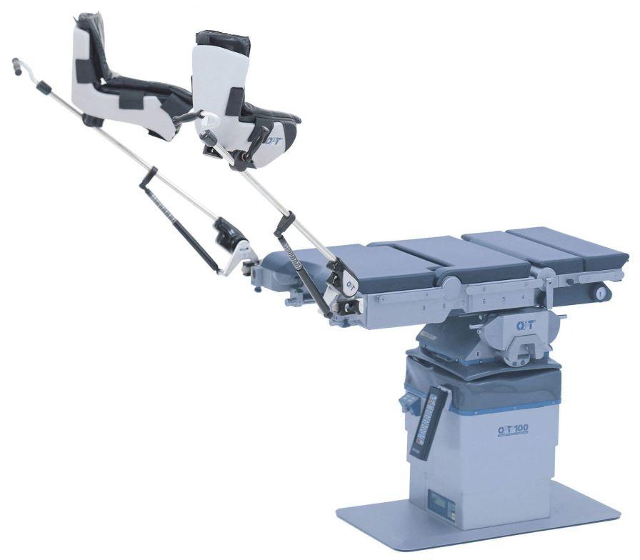 Boot-type leg holder operating table 9902013 OPT SurgiSystems Srl
