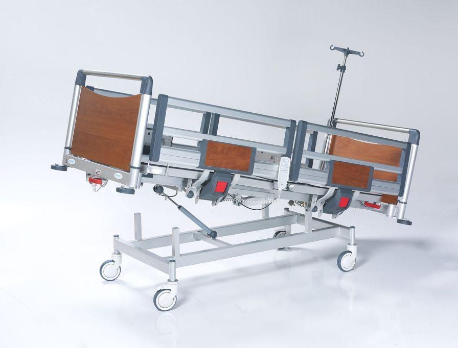 Electrical bed / Trendelenburg / reverse Trendelenburg / height-adjustable NITRO P2430 Nitrocare