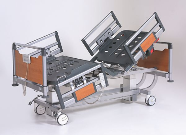 Intensive care bed / electrical / height-adjustable / 4 sections NITRO HB 5220 Nitrocare