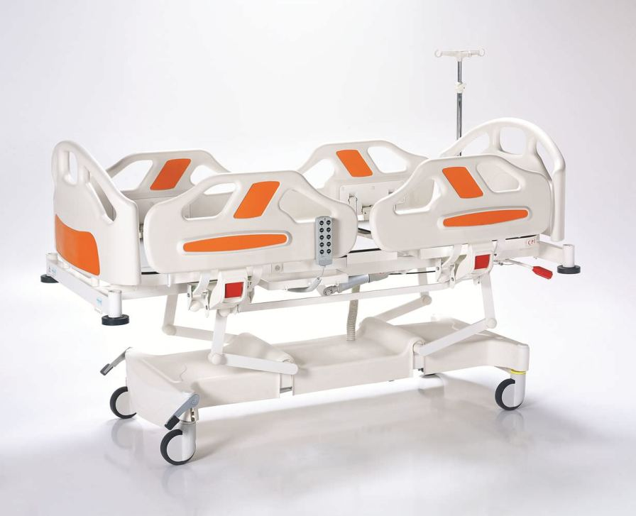 Electrical bed / height-adjustable / 4 sections / pediatric NITRO HB P4420 Nitrocare