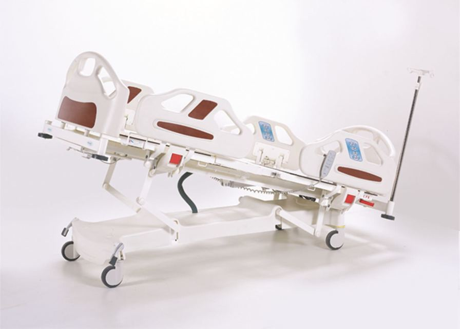 Intensive care bed / electrical / height-adjustable / 4 sections NITRO HB 4420 Nitrocare
