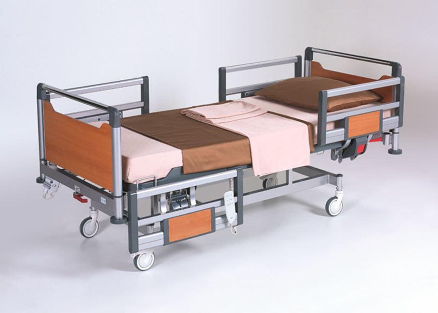 Electrical bed / Trendelenburg / reverse Trendelenburg / height-adjustable NITRO HB 2330 Nitrocare