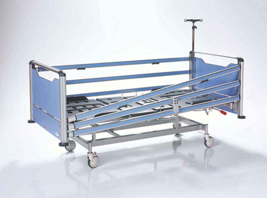 Electrical bed / Trendelenburg / reverse Trendelenburg / height-adjustable NITRO HB 2230 Nitrocare