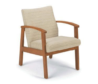 Chair with armrests Bayfield Nemschoff