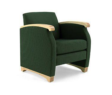 Armchair Auburn Lounge Nemschoff