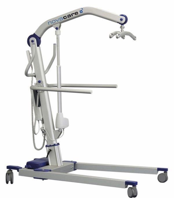 Mobile patient lift / electrical / bariatric Pro Lift A 333 Novacare