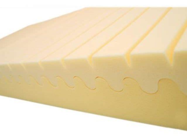 Hospital bed mattress / anti-decubitus / foam / visco-elastic elatex® Novacare