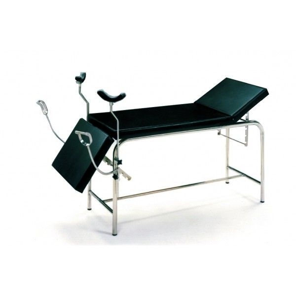 Gynecological examination table / fixed / 3-section M174 Mobiclinic