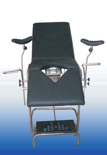 Gynecological examination table / fixed / 3-section M153 Mobiclinic