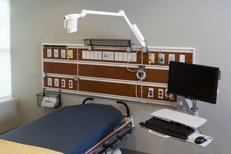 Minor surgery examination lamp / halogen Super Exam 50® Modular Services Company