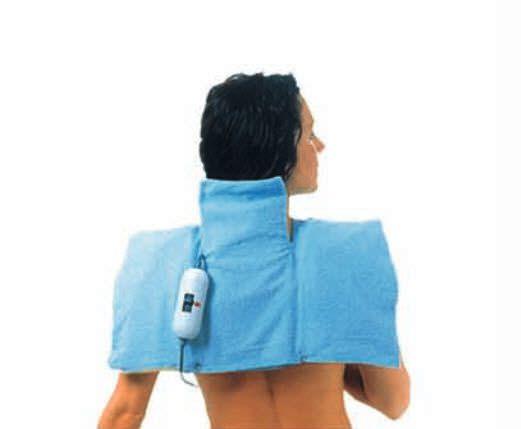Programmable cushion / washable / warming New Calor Sabbia Cervicale Norditalia Elettromedicali
