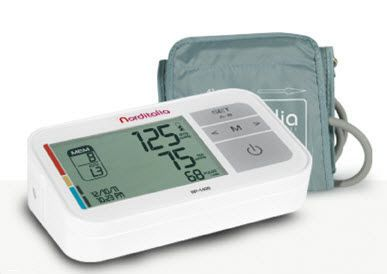 Automatic blood pressure monitor / electronic / arm BP-1400 Norditalia Elettromedicali