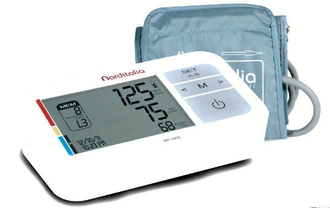 Automatic blood pressure monitor / electronic / arm BP-1300 Norditalia Elettromedicali