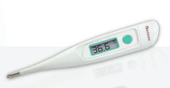 Medical thermometer / electronic / rigid tip TD-20 Norditalia Elettromedicali