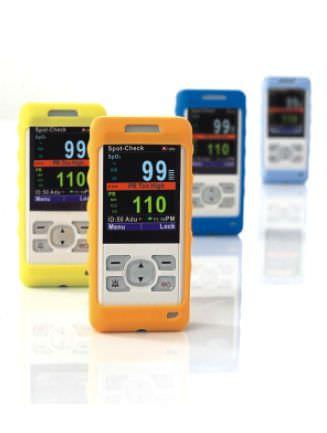 Pulse oximeter with separate sensor / handheld PM-60 Nuova