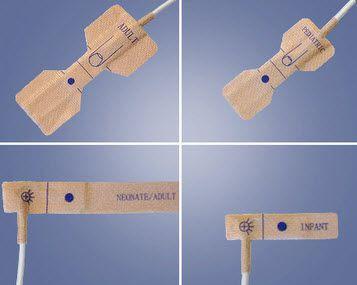 Disposable SpO2 sensor / adhesive Nuova