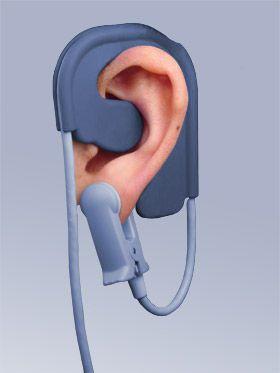 Auricular SpO2 sensor S-E Nuova