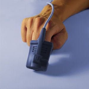 Fingertip SpO2 sensor Silc touch S-SAM Nuova