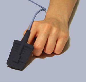 Fingertip SpO2 sensor Silc touch S-SX Nuova
