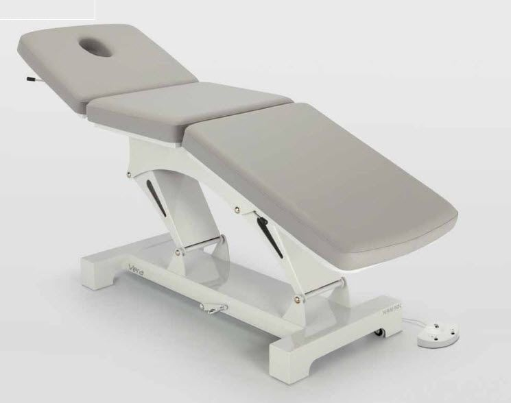 Electrical examination table / height-adjustable / 3-section VERA M3 NAMROL