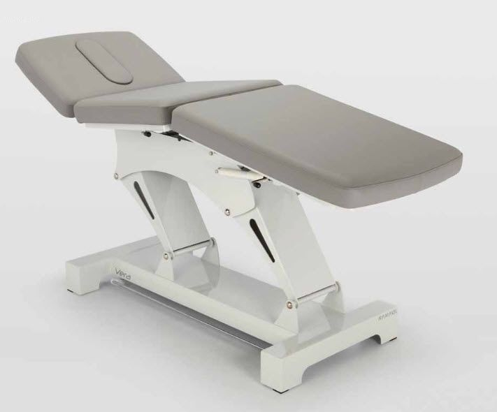 Electrical examination table / height-adjustable / 3-section VERA TP3 NAMROL