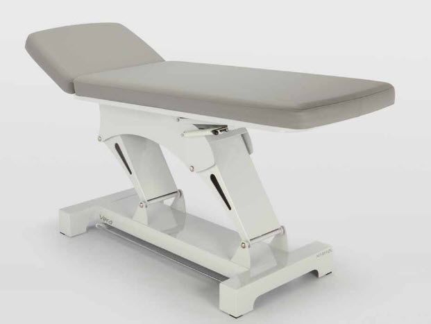 Electrical examination table / height-adjustable / 2-section VERA EP2 NAMROL