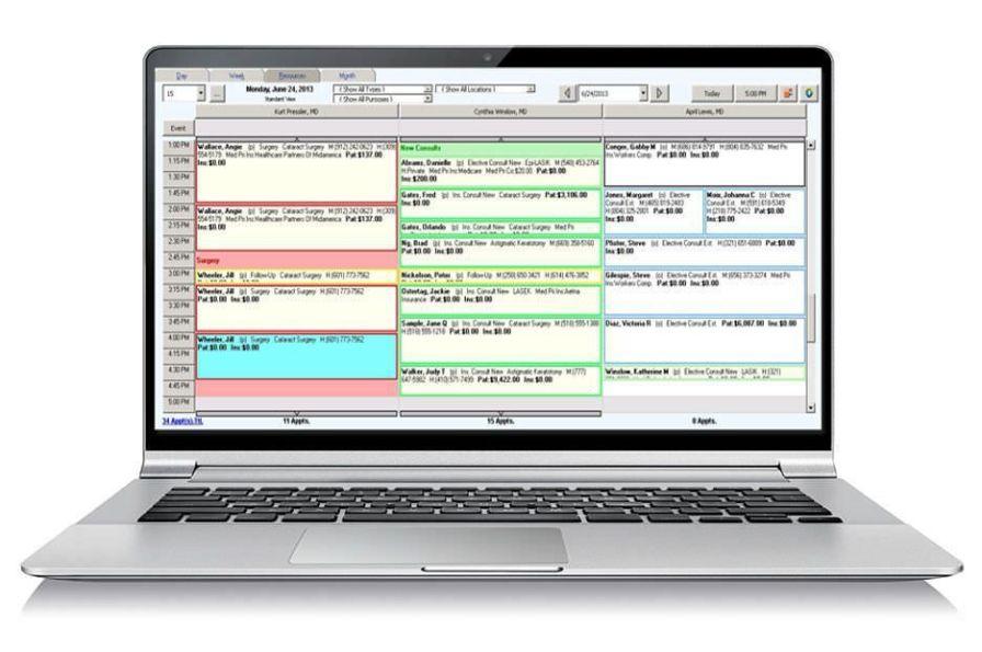 Management software / medical / medical office Nextech