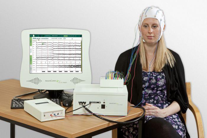 Electroencephalograph NEURO PRAX® TMS/tES neuroConn