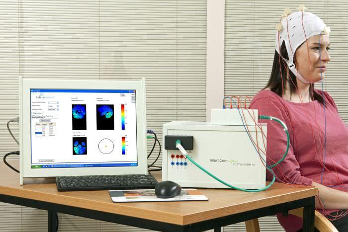 Electro-stimulator (physiotherapy) / tDCS / 16-channel DC-STIMULATOR MC neuroConn