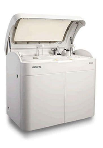 Automatic biochemistry analyzer 240 - 400 tests/h | BS-480 Mindray